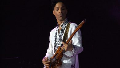 Photo of Legendary Musician Prince Dead at 57