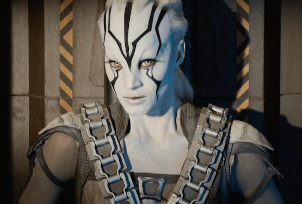 Star Trek Beyond Jaylah