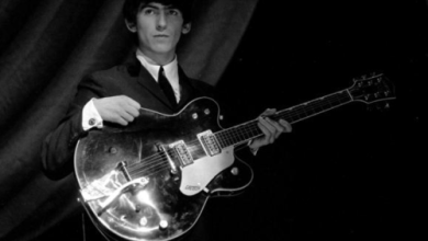 George Harrison The Beatles