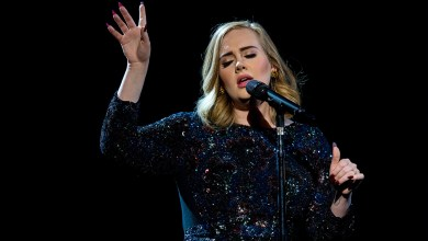 Photo of Hello from Los Angeles, Adele!