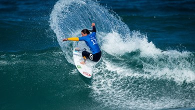 Photo of WSL TITLE RACE ON THE LINE AT CASCAIS WOMEN'S PRO