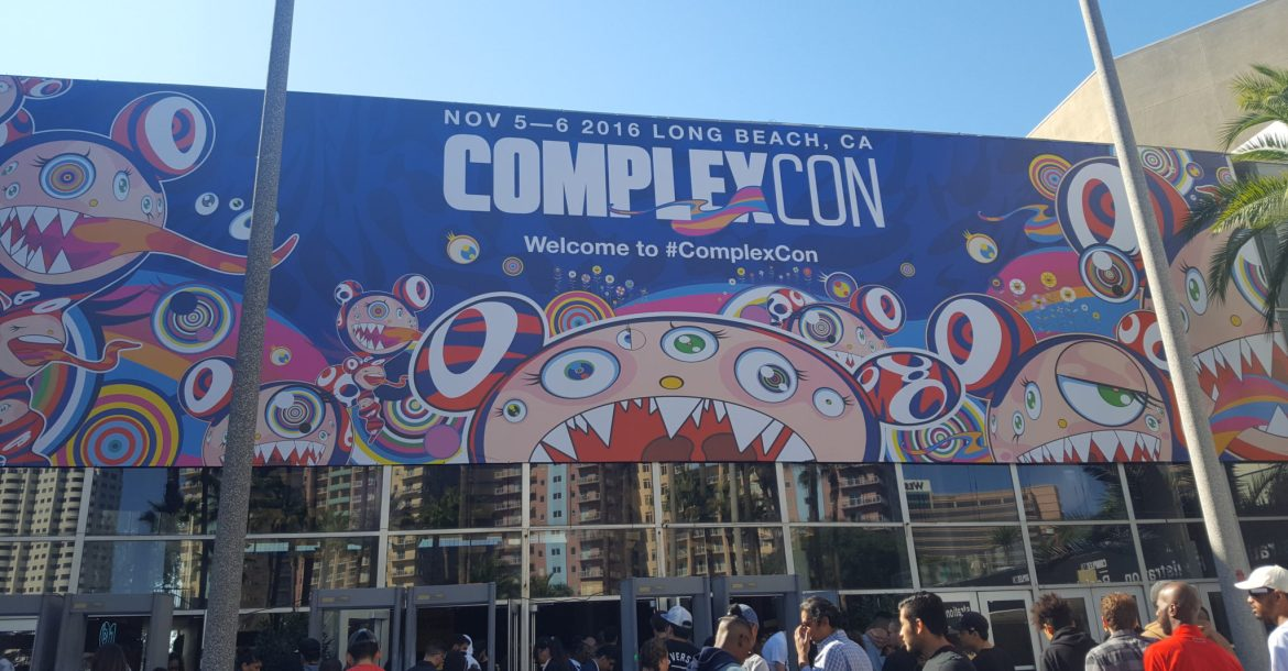 best service cf50f df631 The First ComplexCon Takes Over Long Beach - MUSE