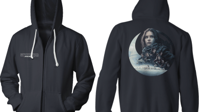 "Photo of ATOM TICKETS JOINS FORCES WITH DISNEY ON EXCLUSIVE ""ROGUE ONE: A STAR WARS STORY"" MERCHANDISE"