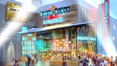Photo of House of Blues Anaheim To Reopen in March 2017
