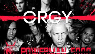 Photo of ORGY Kicks Off North American Co-Headlining Tour with POWERMAN 5000