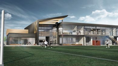 Photo of LAFC approved to construct new practice facility on Cal State LA campus