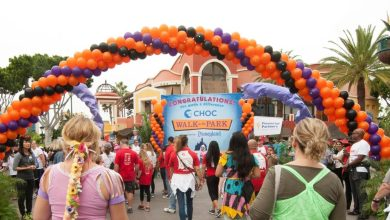 Children's Hospital of Orange County Walk in the park