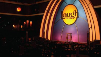 Photo of THE LAUGH FACTORY COMEDY CAMP TRYOUTS