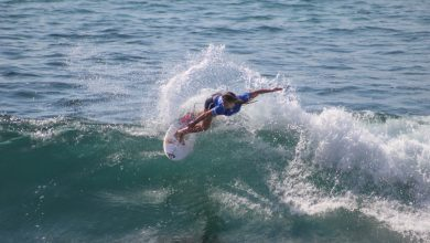 Photo of CRITICAL DAY OF COMPETITION UNFOLDS AT  LOS CABOS OPEN OF SURF