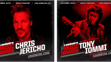 Photo of LOUDWIRE MUSIC AWARDS COMING OCTOBER 24