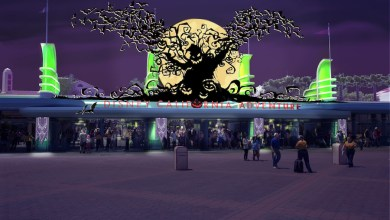 Photo of Disney's California Adventure to be transformed during this Halloween season