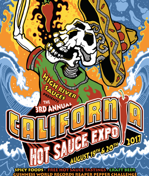 California Hot Sauce Expo
