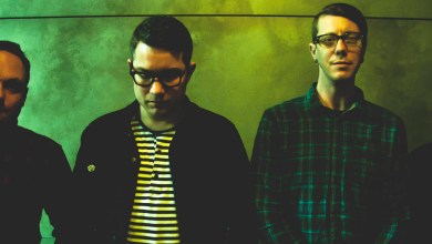 Photo of JT Woodruff of Hawthorne Heights Talks Warped Tour