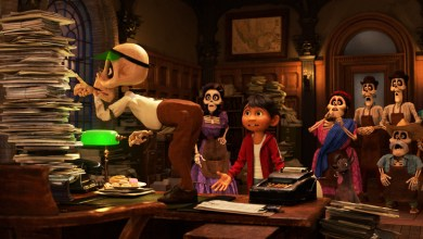 Photo of COCO SOUNDTRACK FEATURES ORIGINAL SONGS, A MEMORABLE SCORE AND TRADITIONAL MEXICAN SOUNDS