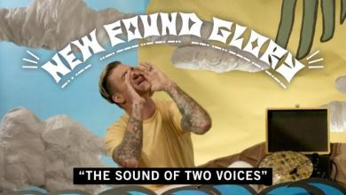 Photo of New Found Glory Releases New Music Video For The Sound of Two Voices