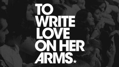 Elizabeth Wilder To Write Love On Her Arms