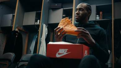 Photo of Footlocker and Jordan Launch 'Bold Like Kawhi' Gatorade Campaign Featuring Kawhi Leonard