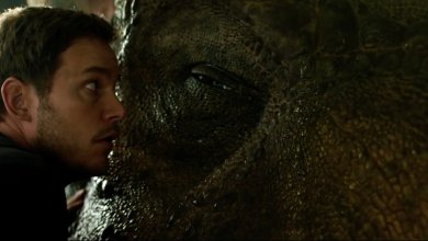 jurassic world trailer tease