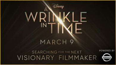 disney nissan a wrinkle in time next visionary filmmaker contest logo