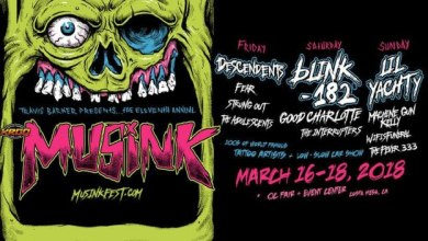 Photo of Blink-182, the Descendents and Lil Yachty to headline the 11th Annual Musink festival