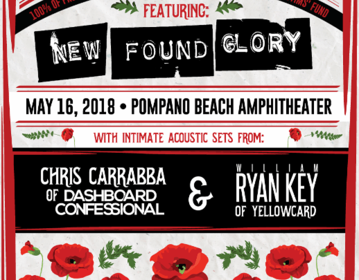 New Found Glory #ParklandStrong