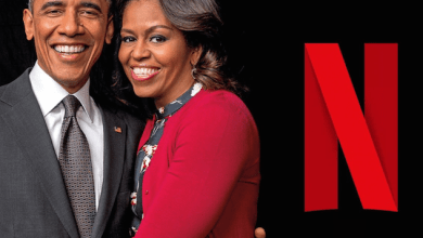 Netflix Barack Obama and Michelle Obama