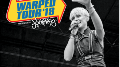 Photo of VANS WARPED TOUR  2018 WARPED COMPILATION WILL BE OUT JUNE 22