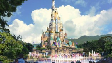 Photo of Hong Kong Disneyland Multi-Year Expansion Plan