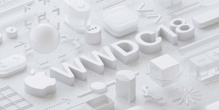 Apple WWDC18 Keynote