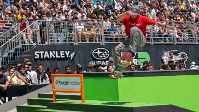 Ryan Decenzo at Dew Tour