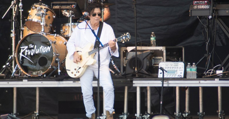 Wendy Melvoin of The Revolution