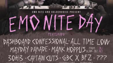 Photo of Emo Nite Day LA Lineup is Announced
