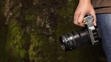 Photo of HASSELBLAD XV LENS ADAPTER EXPANDS CAPABILITIES