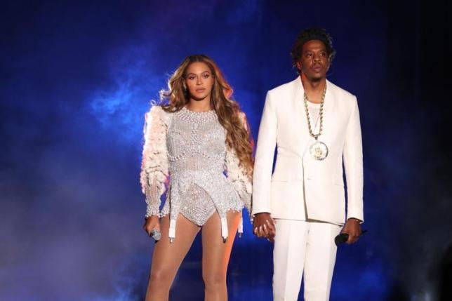 Beyonce and Jay Z OTR II