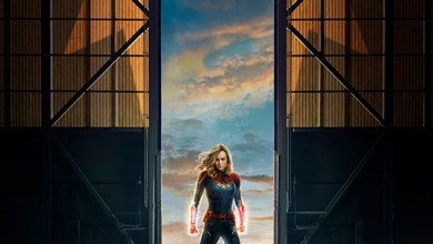 Photo of Captain Marvel has Arrived as Marvel Studios Releases First Look
