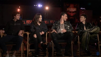 Hell Fest Cast