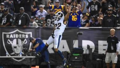 Photo of Rams Cornerback Penalized After Week One Victory