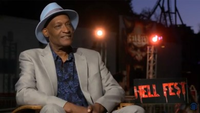 Photo of Tony Todd Talks About New Film Hell Fest