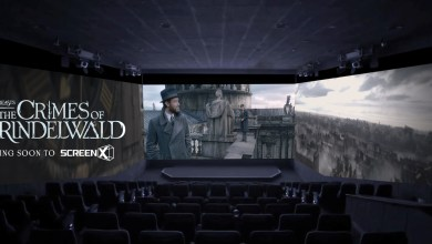 "Warner Bros. Pictures' ""Fantastic Beasts: The Crimes of Grindelwald"" in ScreenX"