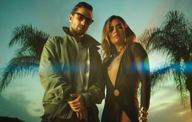 Karol G and Maluma