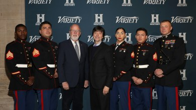 Photo of Variety and History Salute To Service Honors Ken Burns, Rachel Ray and Others