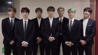 BTS Love Myself UNICEF