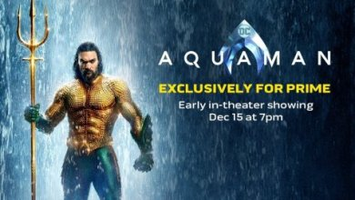 Photo of Amazon Makes Waves with Warner Bros. Pictures to Offer Prime Members Aquaman