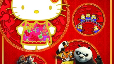 "Photo of Universal Studios Hollywood Celebrates Lunar New Year and the ""Year of the Pig"""