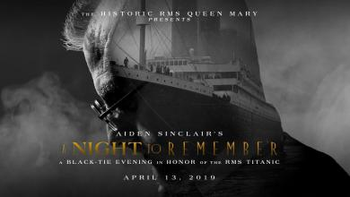 Photo of The RMS Queen Mary Presents: Aiden Sinclair's A Night to Remember