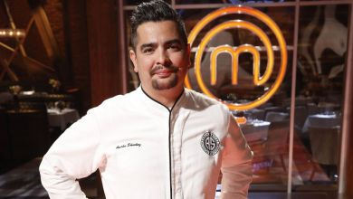 Photo of Chef Aaron Sanchez Talks Masterchef Junior