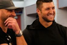 Tim Tebow Robby Tebow Run the Race