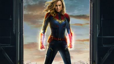 Photo of CAPTAIN MARVEL IS THE 'AVENGER' THAT STARTED IT ALL