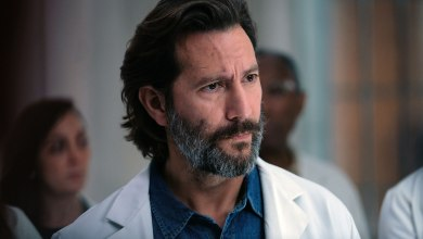 Henry Ian Cusick The Passage
