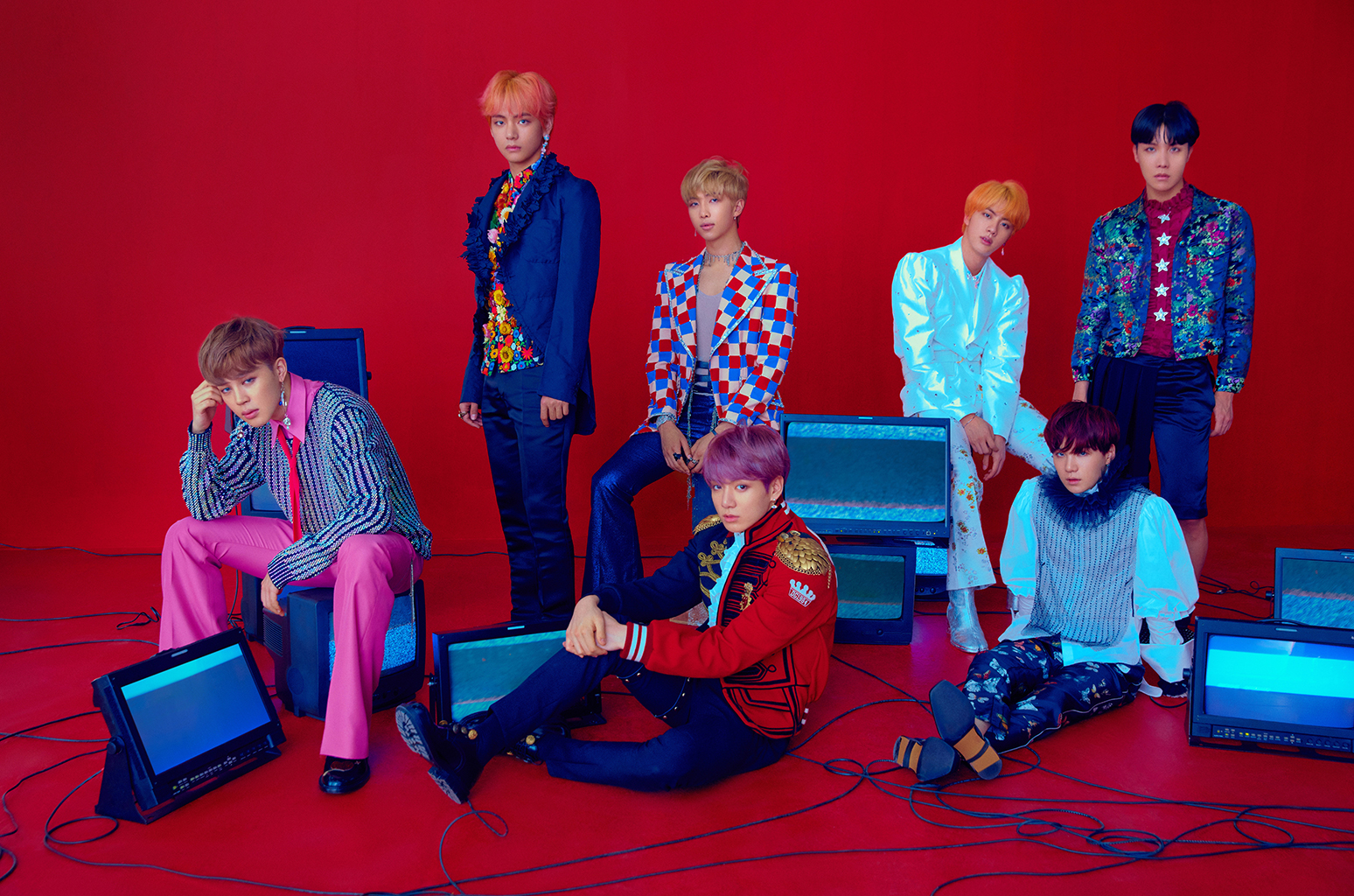 BTS Launch A New Chapter With 'MAP OF THE SOUL : PERSONA'